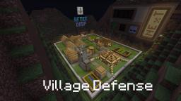Minecraft Village defense Minigame [1000 Subs Special!] Minecraft Map & Project