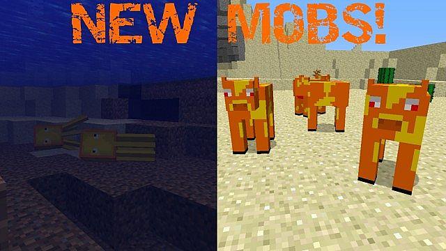 Mobs!!