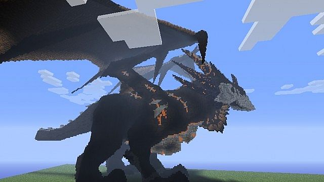 Nessy's Deathwing from the fCraft.net Classic server.