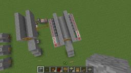 redstone stuff Minecraft Project