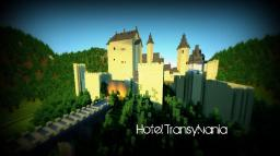 Hotel Transylvania [TRAILER REMADE] Minecraft Project