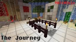 [Adventure Map]  The Journey Part 1: Traversing Dimensions Minecraft Map & Project