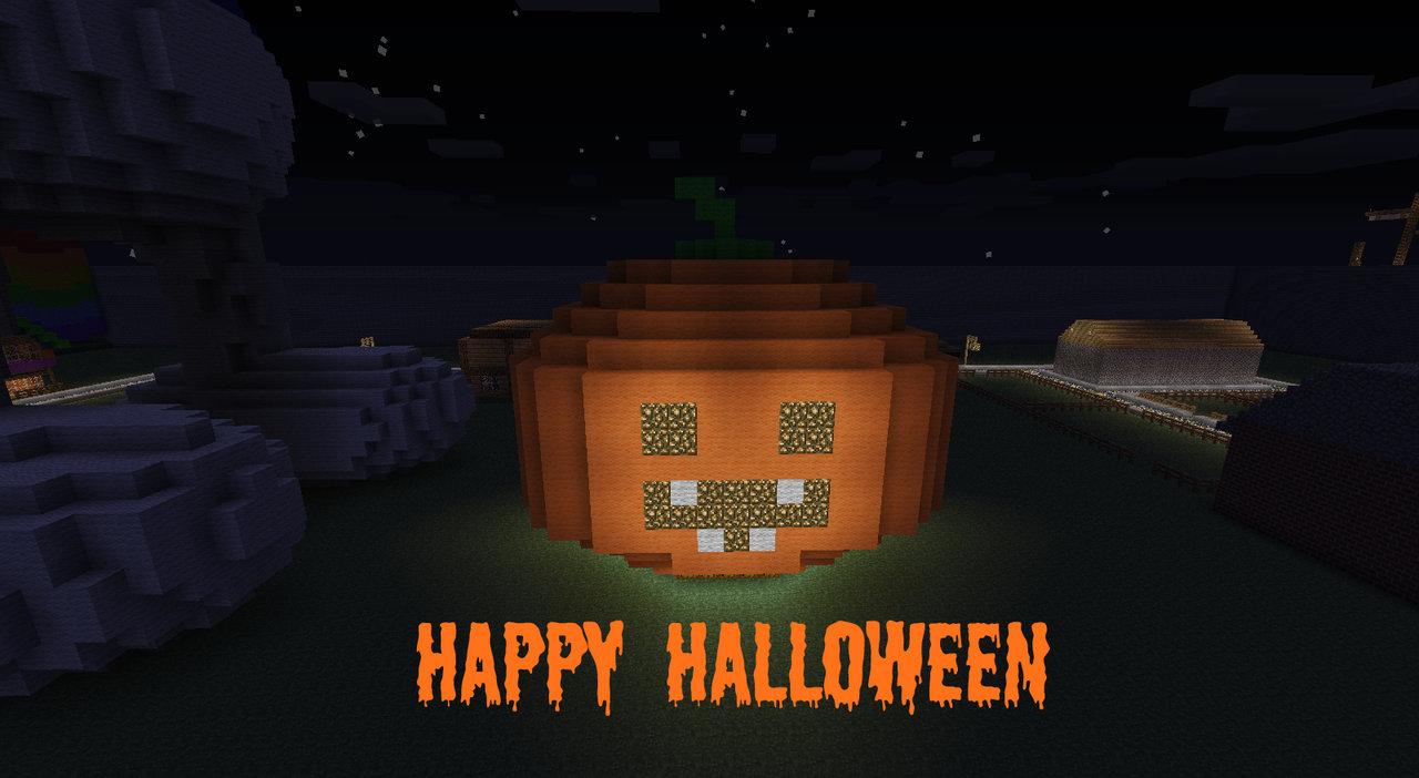 Must see Wallpaper Minecraft Halloween - minecraft-halloween_4006355_lrg  You Should Have_45430.jpg