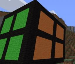 Rubiks cubes. Minecraft Map & Project