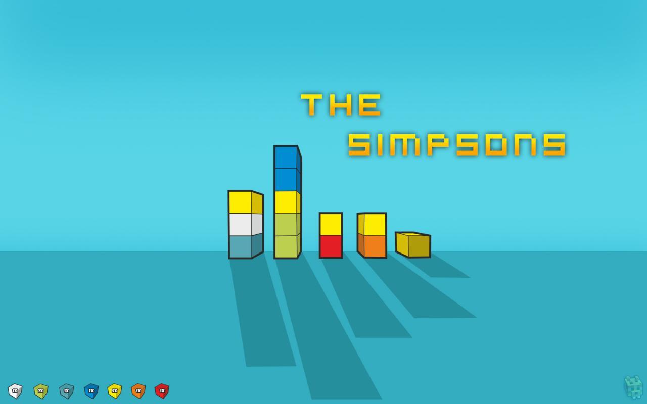 Good Wallpaper Minecraft Kawaii - simpsons_wallpaper_4016305_lrg  Pic_31786.jpg