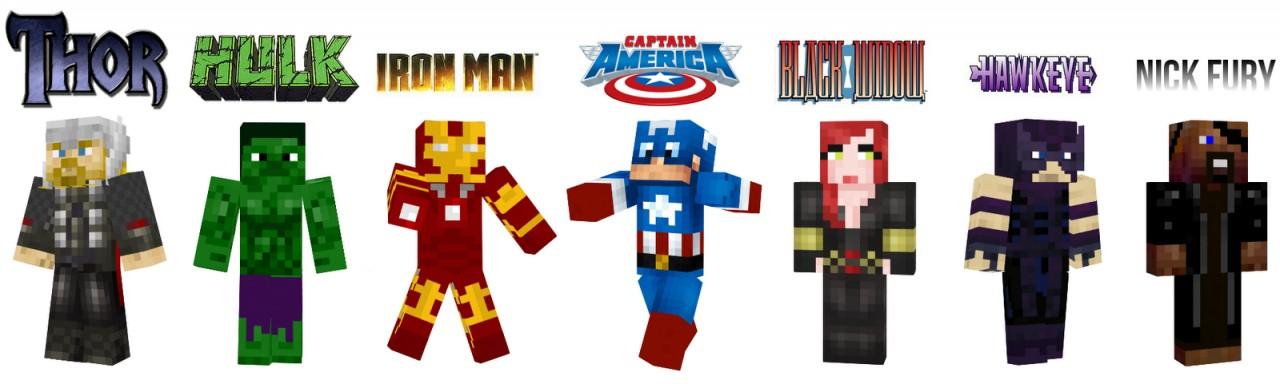 Minecraft superhero movie minecraft blog