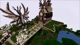 Minecarts.nl's spawn Minecraft Map & Project