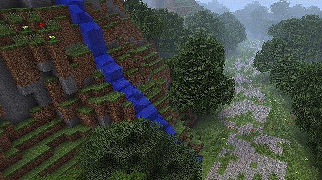 HarvestCraft Waterfall