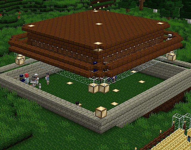 Villager Breeding 1 3 2/1 4 2 Minecraft Project