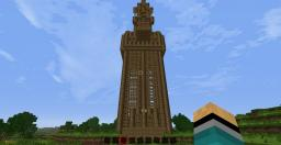 The Wooden Tower Minecraft Map & Project
