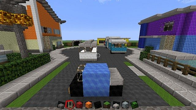 Nuketown 2025 In Minecraft Minecraft Project