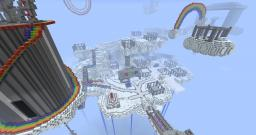 Cloudsdale Minecraft Map & Project