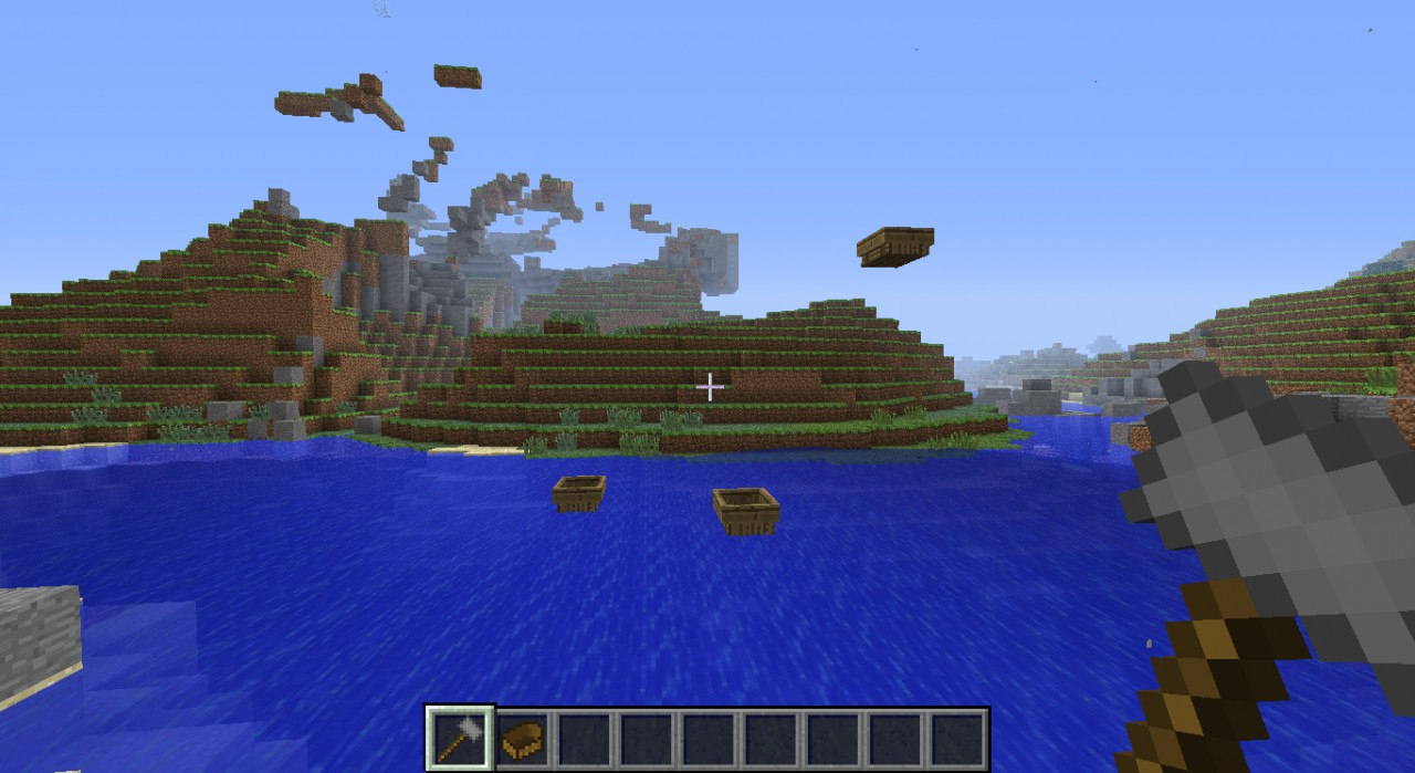 GHOST BOATS : Weather mod + boats :D Minecraft Blog
