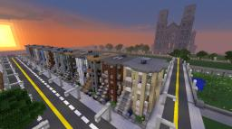 Brooklyn Brownstones Minecraft