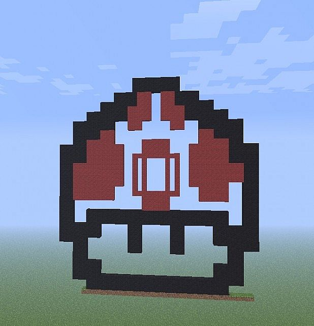 how to get red mushroom blocks in minecraft xbox