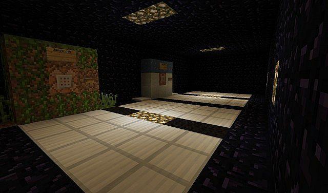 NEW Warp Room
