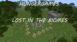 Hungergames - Lost In The Biomes Minecraft