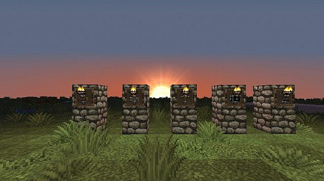 Torches Idea Minecraft