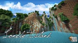 (1.4.2 Ready) Lonely Island Survival - with Full Ores, Villagers & Challenges! Minecraft Map & Project