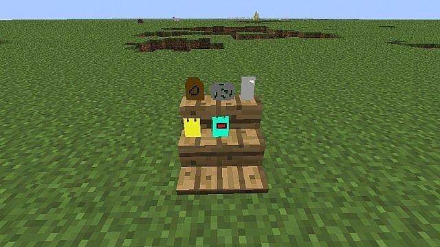 Ashreddy U0026 39 S Shield Mod Minecraft Mod