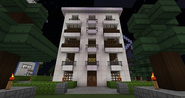 Valencia Vintage House Minecraft Project