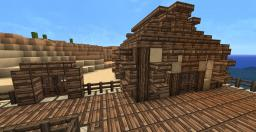 Simple Desert House in the Desert. 'Nuff said. Minecraft Map & Project