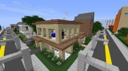 Italian Styled Home Minecraft