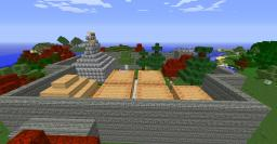 LEGAND QUEST Minecraft Map & Project