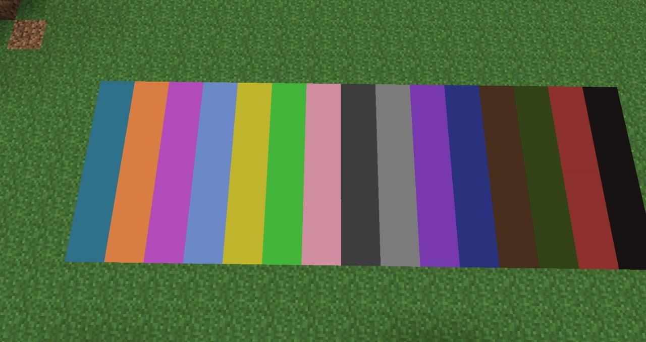 minecraft 1.12 wool