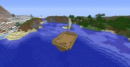 A small ship Minecraft Project