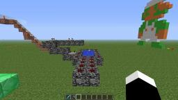 tnt cannon Minecraft Project