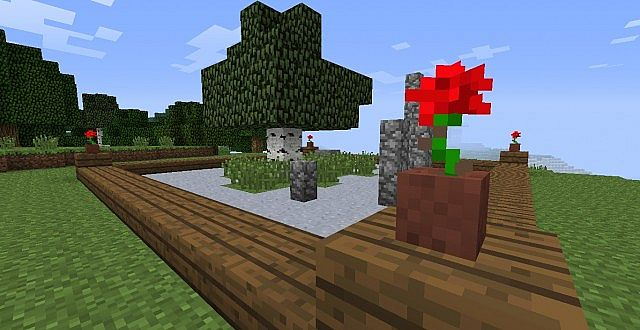 Zen Garden Minecraft
