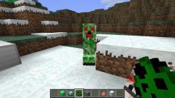 MOBS GONE CRAZY Minecraft Texture Pack