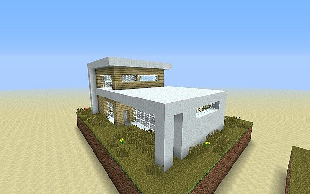 2nd Modern Hause by LS96 Minecraft Project