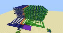 64 bytes of RAM Minecraft Map & Project