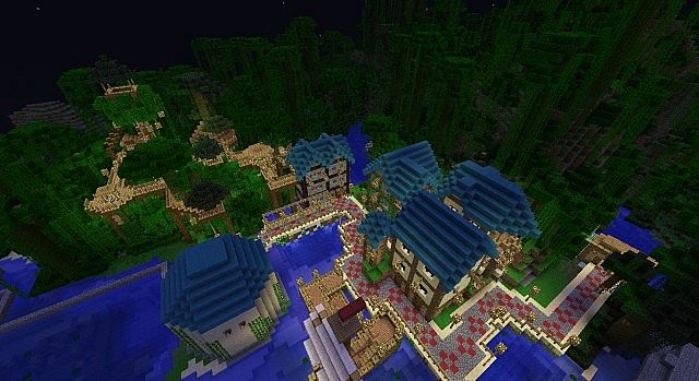 Naboo Minecraft Project