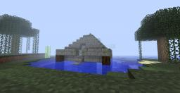 Herobrine Temple! Adventure singleplayer map Great map Minecraft Map & Project
