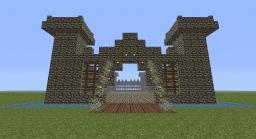 Lawchester Fort Minecraft