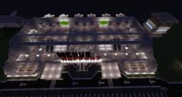 Nexus Airport Minecraft Map & Project