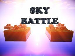 SKY BATTLE-PvP Map Minecraft