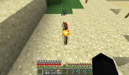 Primary and neon tools Minecraft Texture Pack