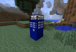 Doctor who texture pack Minecraft Texture Pack