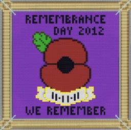 Lest We Forget Minecraft Blog