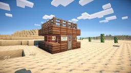 5x5 House (Complete with funitures) Minecraft Map & Project