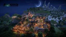 The World of Avalonia - Updated v1.1 Now with Cinematic Minecraft Project