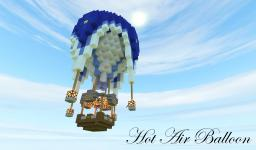 Hot Air Balloon Minecraft Project