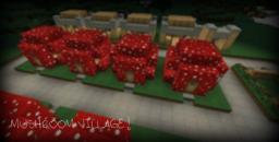 Mushroom village♥ Minecraft Map & Project