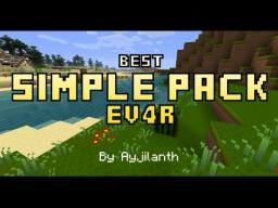 Ev4rsimple [x16] - (1.4.2) Minecraft Texture Pack