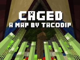 Caged survival. Minecraft