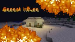 [1.4] Desert house mod  v.1 By: Zwosh | FIND SMALL HOUSES IN DESERT! Minecraft Mod